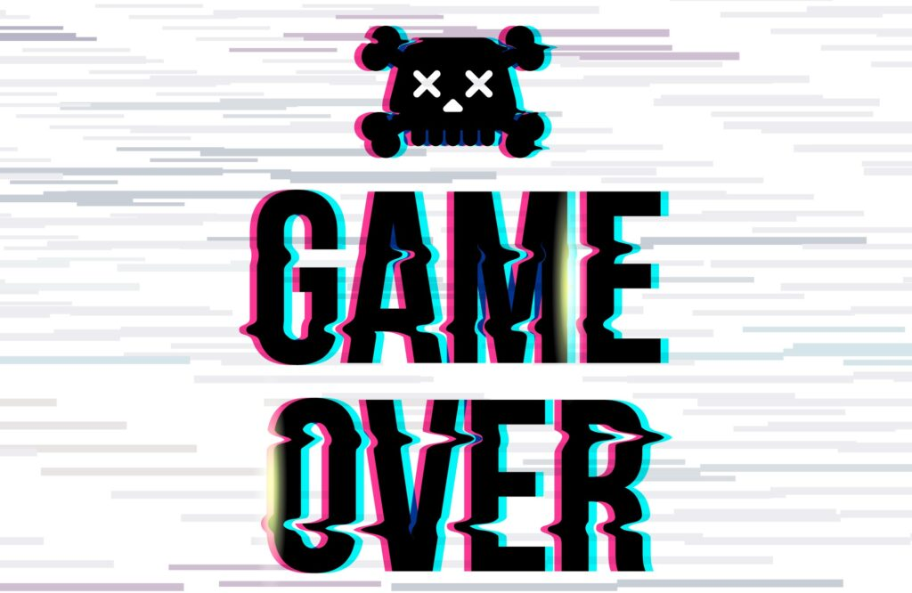 Programmation dynamique, game over